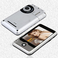 Wholesale Freeshipping quot Touch Screen GB GB MP3 MP4 MP5 Player Digital Camera FM Radio E book