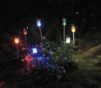 IP65 led lawn light - Solar energyStainless steel lawn lights LED lights Garden lights decorative lights outdoor lights top sale