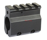 Wholesale of VO Low Profile Gas Block Mount for quot Barrel with Weaver Rail