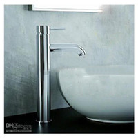 Waterfall bathroom vanity - Stainless Steel Faucet Durable Modern Style Single Handle Kitchen Tap Bathroom Waterfall Faucet Vanity Sink