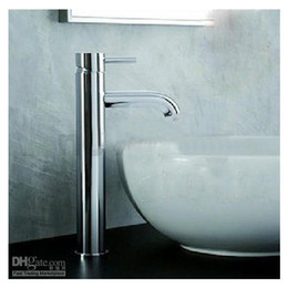 Wholesale Stainless Steel Faucet Durable Modern Style Single Handle Kitchen Tap Bathroom Waterfall Faucet Vanity Sink