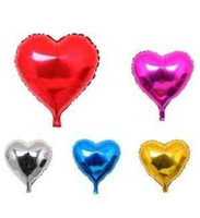 Wholesale balloons aluminum balloon light board monochrome foil balloon party wedding decoration AOZNJQIAYGAK