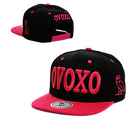 Wholesale New ovoxo snapback hats style men caps Behind the buckle hats snap back hat