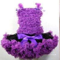 TUTU ballet vest - NEW girl s summer beautiful skirts ballet skirt costumes dance dress girl s pce set vest skirt d5