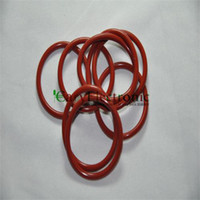 Wholesale 30mm Tube Dampers Silicone Ring fit shuguang EL34 EL34B Audio Vacuum tube Amps DIY parts