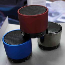 Boîte de haut-parleur de radio en Ligne-Aluminium nouveaux haut-parleurs Portable haut-parleur Mini Digital Audio Radio haut-parleurs avec boîte au détail