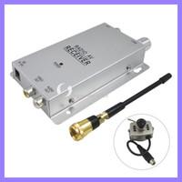 Wholesale 1 GHz wireless camera kit mini digital receiver security system