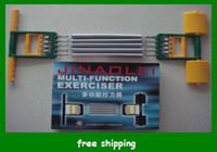Wholesale Hot Selling Pulling Force Men Chest expander Wall pulley Springs Resistance Band