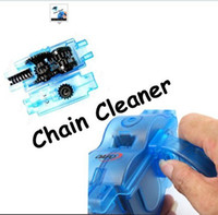 Wholesale Mountain Bike Bicycle Cycle Chain Cleaner Cleaning Tool Finish Line Retail