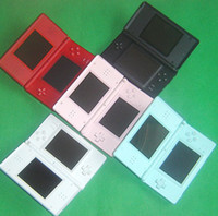 Wholesale Hot Vedio game console Free games Stylus Screen Protector in retail box send Via EMS