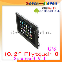 Wholesale hot Flytouch quot Android Allwinner A10 GB GB HDMI GPS Camera Tablet PC KNC MD710