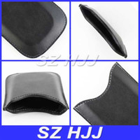 Wholesale For Blackberry Bold Leather Pouch Pocket Case Cover Sleeping Function