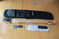 Wholesale MINISTAR BASSTAR STRING TRAVEL ELECTRIC BASS WITH CARRING BAG