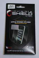 Wholesale New ZAGG Invisible Shield Maximum Coverage for iPhone G Full Body Protector