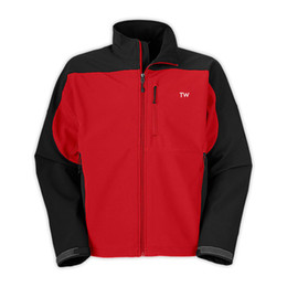 Wholesale TW2013 Mens APEX BIONIC jacket S M L XL XXL XXXL Red Black Cross Good coat Men s North Down Jacket