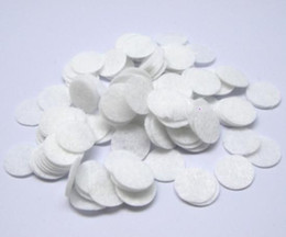 1000PC 11MM 18MM Cotton Filters for Diamond Microdermabrasion Skin Peeling Machine