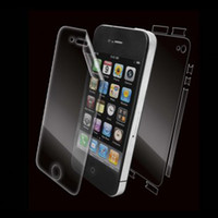 Full Body apple invisible shield - New ZAGG Invisible Shield Maximum Coverage for iPhone G Full Body Protector