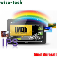 Wholesale Top selling Ainol Novo Aurora II android Dual Core tablet pc quot IPS x600px GHz GB D