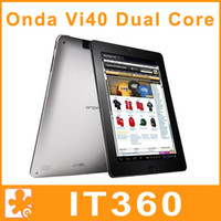 Wholesale Onda Vi40 Dual Core IPS HD Screen GB DDR3 GB GHz Android HDMI Tablet PC