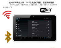 Wholesale DHL G Version GPS Inch Android MTK6575 Dual Sim Card WCMDA GSM Tablet PC RW L07