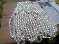 Round plastic pearl beads - DIY mm Beautiful Acrylic finding beads Imitation pearl beads plastic beads