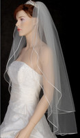 Wholesale WHITE IVORY TULLE BRIDE WEDDING VEIL TIER BRAND NEW INCHES