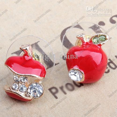 Apple Jewelry Jewelry Women's Red Apple
