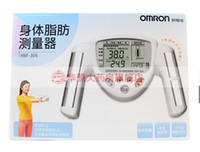 Wholesale 5pcs NEW OMRON HBF C DIGITAL BODY FAT ANALYZER HBF C hot