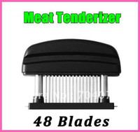 Wholesale pc Stainless Steel Blades Meat Tenderizer Dishwasher safe new arrival h