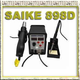 Wholesale SAIKE D in soldering station hot air gun soldering iron V V