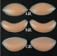 Cheap Silicone Bra Gel invisible inserts Pads Push Up Enhancer Breast super stickiness,no harm