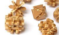 Wholesale Educational Toys KongMingSuo ruban lock unlock toys