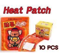 Wholesale New Hot Ultra Body Warmer Heat Patch Hand Foot Warmer Hot Pad Heating