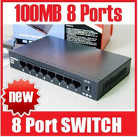 Wholesale Best price Ethernet Ports Network Switches Mbps M port switch Retai box