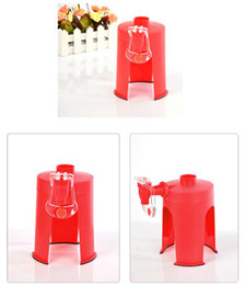 Wholesale Second generation Portable Fridge Fizz Saver Drinking Soda Inversional Dispenser Gadget Tool