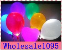 balloon shine - led flashing balloon lighting balloon shining balloon fashion toy