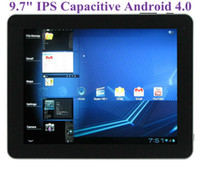 Wholesale Eken A90 Advanced quot Tablet PC Android IPS Screen GHZ CPU GB Memory GB Storage Dual Came