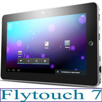 Wholesale 10 quot Flytouch tablet pc android GPS Allwinner A10 Cortex A8 GHz superpad HDMI Camera MID