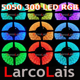 Wireless IR Remote 5M 16FT 300 SMD RGB 5050 LED Waterproof Flexible Strip Light for Christmas 300LED