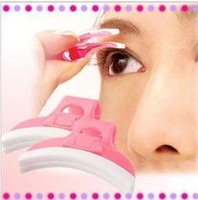 Wholesale Eyelid shape clip Beautiful big eyes and eyelid shape fast clip Drop Shipping