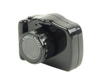 Wholesale Mini Camcorder Smallest Digital Video Camera HD P DV DVR MIC Microphone Y1061A