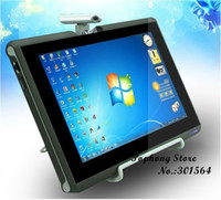 10 inch D2500 Capacitive Screen Tablet pc 3g sim card slot 10 inch capacitive 4G 640GB Win7 1.3 M Camera 320 rotation Dual Core Inte