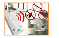 Wholesale New Arrival Ultrasonic Pest Mosquito Insect Repeller for Mosquito Insect Rats Mice