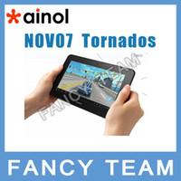 android ice cream sandwich - Ainol NOVO Tornados with Android Ice Cream Sandwich Tablet PC