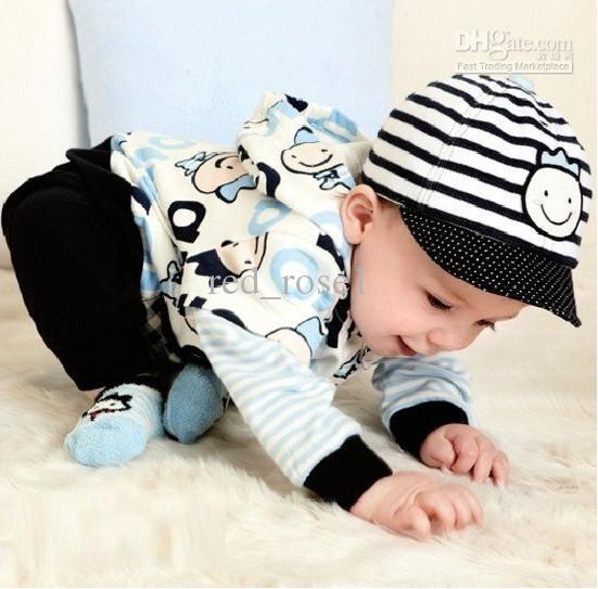 Children Romper Boy Baby Clothes