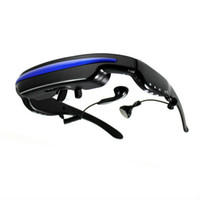 Wholesale Mobile Theatre Video Glasses Movies on Inch Virtual Screen EyeWear Video Glasses With Built in
