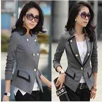 Korean Fashion Women's Suit Coat Spring and autumn OL Coats ...