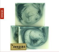 Wholesale Tea tree essential oil handmade soap cold process soap to improve acne acne skin itching