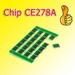 Universal chip 278A toner cartridge drum chip CE278A, 78A toner chip compatible for HP P1566 1606+