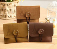 like the pictures beauty wallet - Fashion Style Freeshipping Creative Elegant Eiffel Tower Coin Purse Case Mini and Beauty